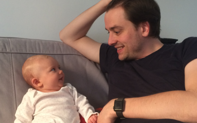Five Reasons Why My Baby Wears Real Nappies – A Dad's View