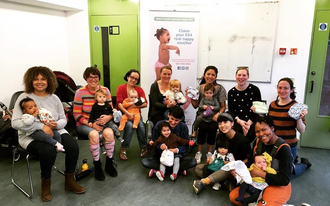 Reusable Nappy Meet-up – October 2019