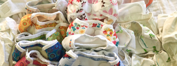 The Beauty of Second-Hand Nappies